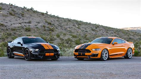Supercharged Shelby GT S Mustang Unveiled For Sixt Rent A Car