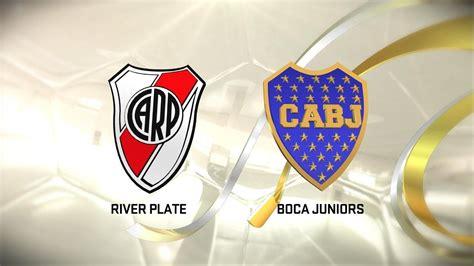Superclásico. River vs. Boca. Fecha 13. Torneo de Primera ...