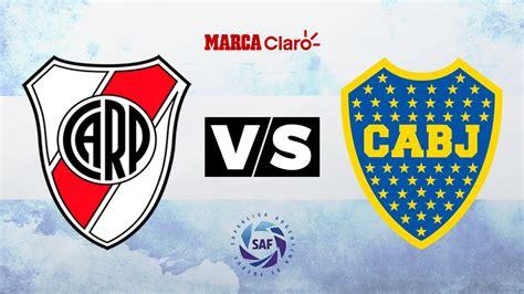 Superclásico   River vs Boca: River vs Boca: Horario y ...