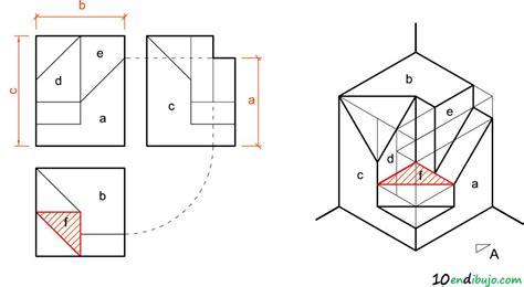 Superficies Isometrica solucion   DIBUJO TÉCNICO ...