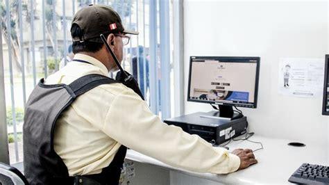 Superintendencia Nacional de Control de Servicios de ...