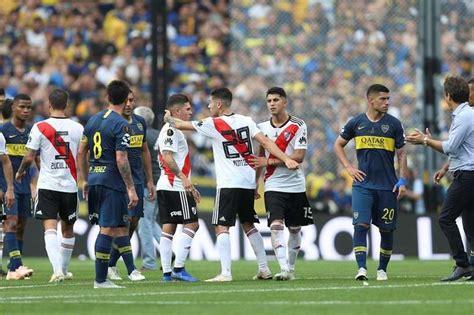 Superliga Argentina: horario y dónde ver el partido River ...