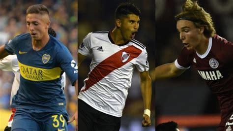 Superliga Argentina: Las diez jóvenes promesas a seguir en ...