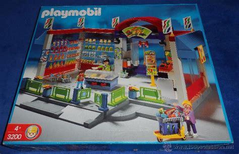 Supermercado playmobil   ref 3200   Vendido en Venta ...