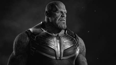Supervillain Thanos Wallpaper 48992   Baltana