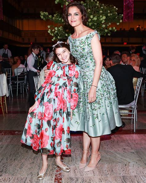 Suri Cruise Just Wore Summer s New Floral Dress Trend | E ...