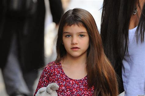 Suri Cruise s Haircut Is Cuter Than Ours Was At Her Age ...