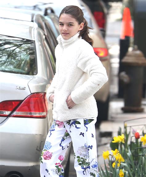 Suri Cruise springs into her 13th birthday and more star ...