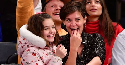 Suri Cruise Wants to Become a Model, But Katie Holmes  Isn ...