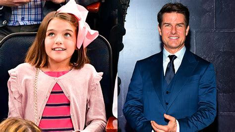 Suri Cruise Wants To See Tom After Years Apart — Report ...