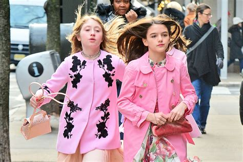 Suri Cruise's Stylish Ballet Flats Take Her on a Play Date ...