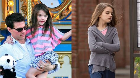 Suri Desperate To Have Her Father Tom Cruise In Her Life ...