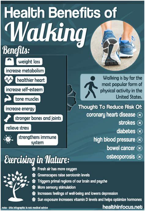Surprising Health Benefits Of Walking   Herbs Info