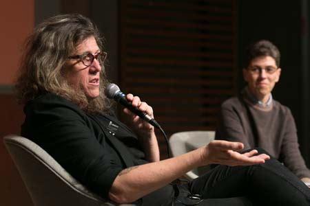Susan Stryker. The Transgender Lens | Videos | CCCB