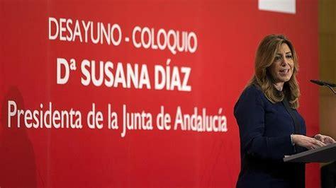 Susana Díaz amenaza con elecciones si IU mantiene su ...