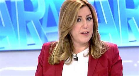 Susana Díaz se sentará con Ana Rosa en su primera ...