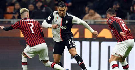 Suspenden partido en Italia entre Juventus y Milan por ...