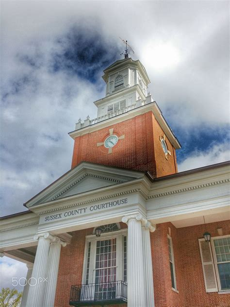 Sussex County Courthouse in Georgetown, Delaware   Taken ...