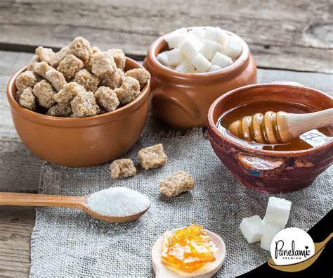 Sustituye el azúcar con endulzante natural y sé más ...