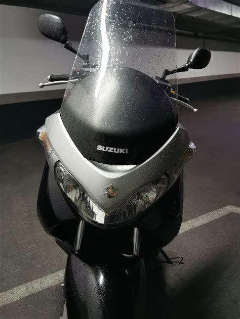 Suzuki burgman 125 inyección 2007 de segunda mano por 900 ...