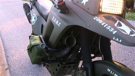 Suzuki DR 800  Military  ++ 3/3   YouTube