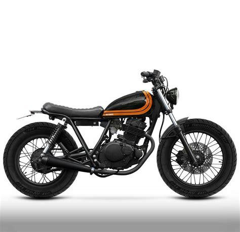 Suzuki gn 125 street tracker | GN125 | 125cc バイク、トラッカー バイク ...