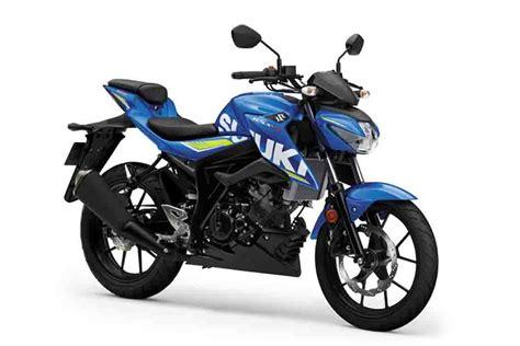 Suzuki GSX S125 Naked Bike Revealed at EICMA 2016