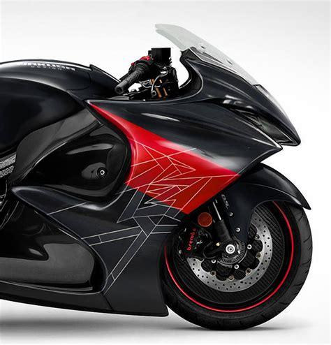 Suzuki: La nueva Hayabusa llegará en 2021 | Motos Mas