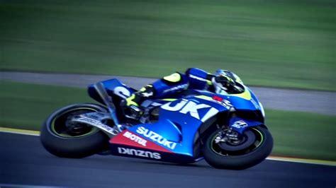 SUZUKI MOTO GP Documentary Valencia 2014   YouTube