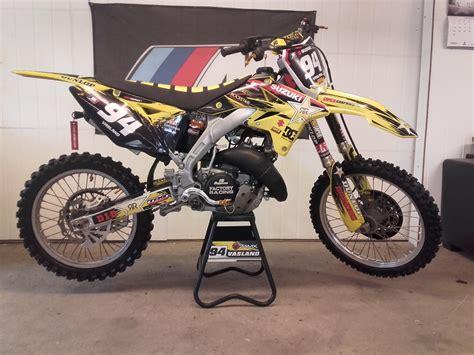 Suzuki RMZ 125 AF 2stroke   Moto Related   Motocross ...