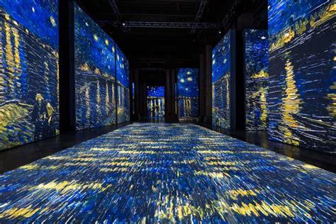 'Van Gogh Alive', la exposición multimedia más visitada ...