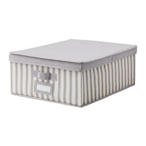 SVIRA Box with lid   39x48x19 cm   IKEA