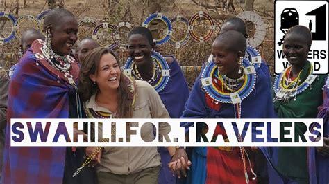 Swahili Language   10 Words Travelers Should Know   YouTube