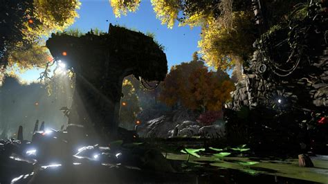 Swamp Ruins   Official ARK: Survival Evolved Wiki