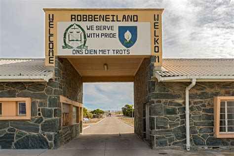 'We had a nightmare experience at Robben Island'' says ...