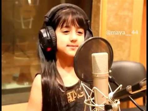 Sweet girl sing a song and lovely voice   YouTube