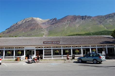 SWIFTCURRENT MOTOR INN AND CABINS  Parque Nacional Glacier ...