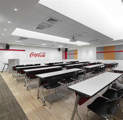 Swire Coca Cola Taiwan Office – HORIZON DESIGN