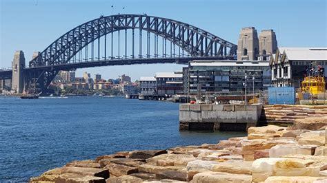Sydney   City and Suburbs: Sydney Harbour Bridge ...