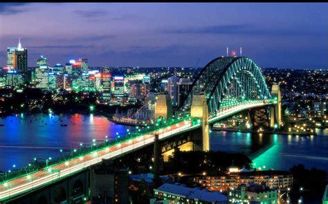 Sydney Harbour Bridge, Australia ~ World Travel Destinations