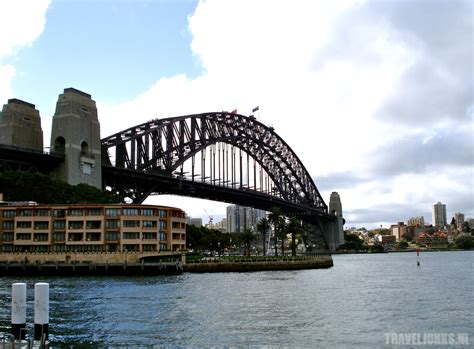 Sydney Harbour Bridge Climb | Traveljunks
