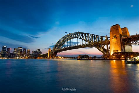 Sydney Harbour Bridge   Matthew Duke Photography
