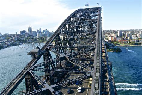 Sydney Harbour Bridge   Through arch Bridge in Sydney ...