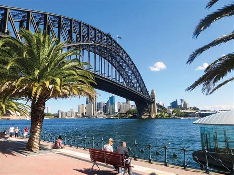 Sydney Harbour Foreshore   ANZCRO