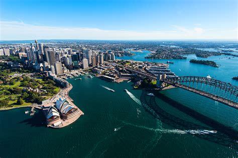 Sydney Harbour Scenic Flight Tour   FlightCharter.com.au