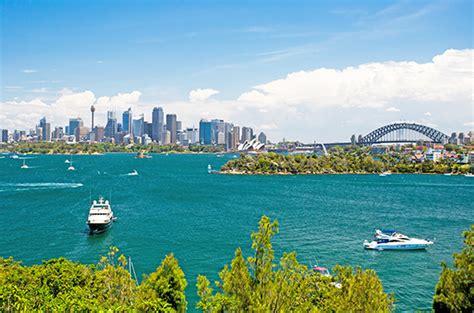 Sydney Harbour : sydney.com.au