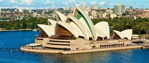 Sydney Opera House das Wahrzeichen von Sydney