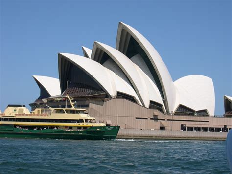 Sydney Opera House Information and Images 2012 | World
