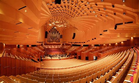 Sydney Opera House – Concert Hall High Level Performance ...