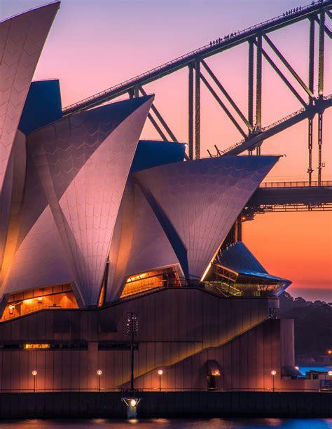 Sydney Opera House sunset | Sydney Life